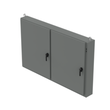 <span>Low-Profile, One- to Five-Door Disconnect Enclosure, Type 12</span>