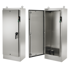 <span>Stainless Steel Single-Door Freestand Disconnect, Type 4X</span>