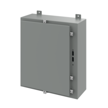 <span>Disconnect Enclosure with Clamps, Type 4</span>