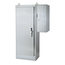 <span>Stainless Steel Sequestr, External Disconnect Package, 4X</span>