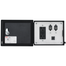 <span>InterSafe Data Interface Port for USB, 10-ft. Cable</span>
