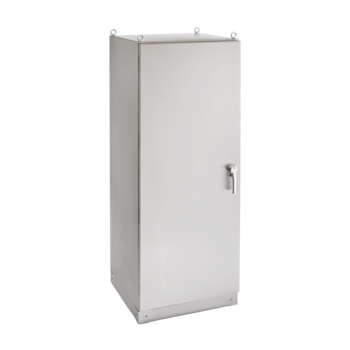 Single-Door Stainless Steel Solid-Sided PROLINE Freestand; Single Door Stainless Steel Solid Sided PROLINE Freestand; 304SS; 316SS; UL 4X; IP66; Single Access; FS180656SHP0; FS181056SHP0; FS200886SHP0; FS201286SHP0; FS180656SSP0; FS181056SSP0; FS200886SSP