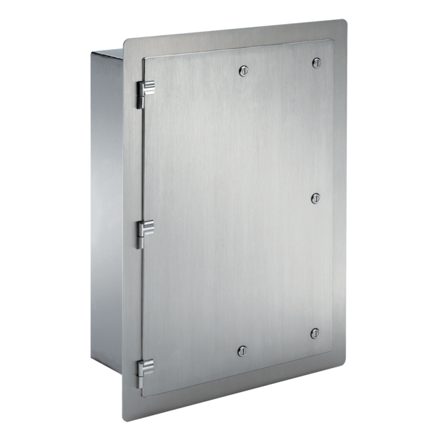 Gray Hoffman CFM16126 Flush-Mount NEMA 4//12 Enclosure Steel 16.00 x 12.00 x 6.00